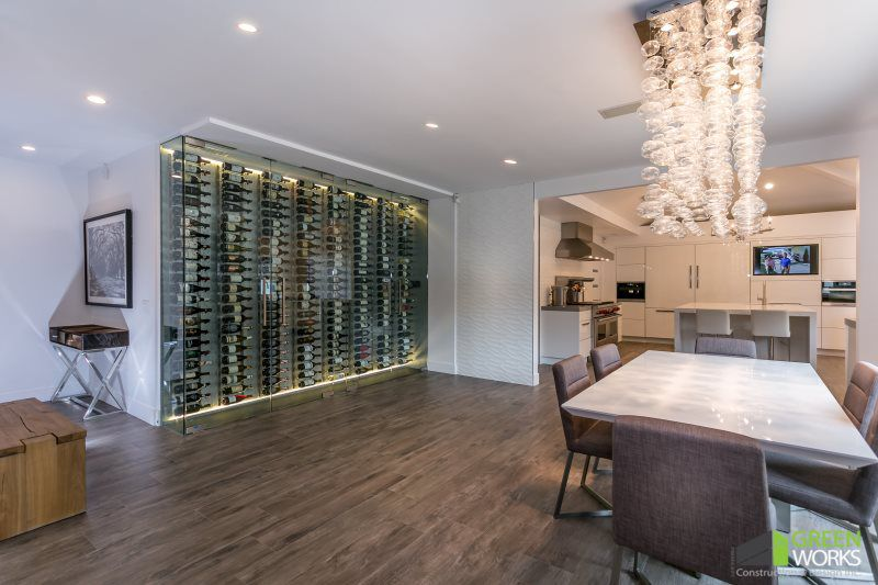 Collect Wine? Build a Beautiful Cellar for Functionality and Allure