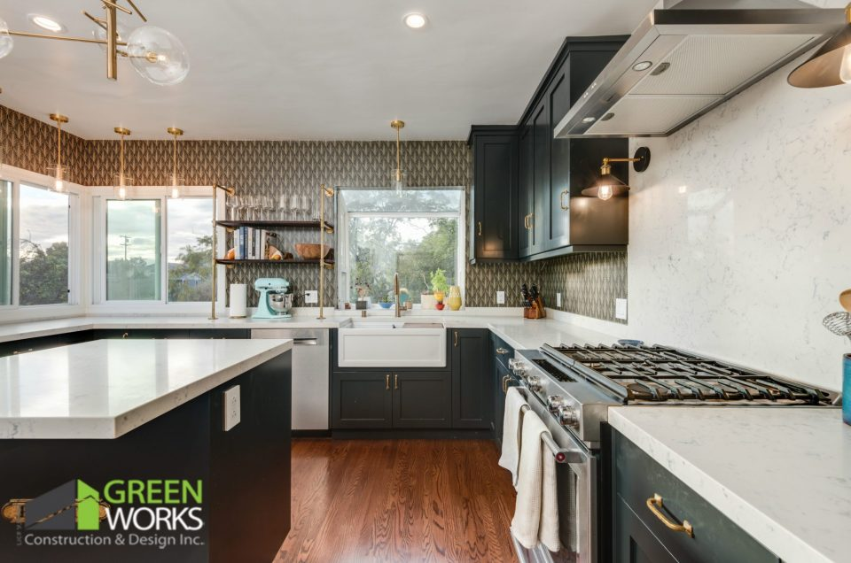 Los Angeles Kitchen Remodeling Archives Greenworks Construction Simple Kitchen Remodel Los Angeles Style Interior