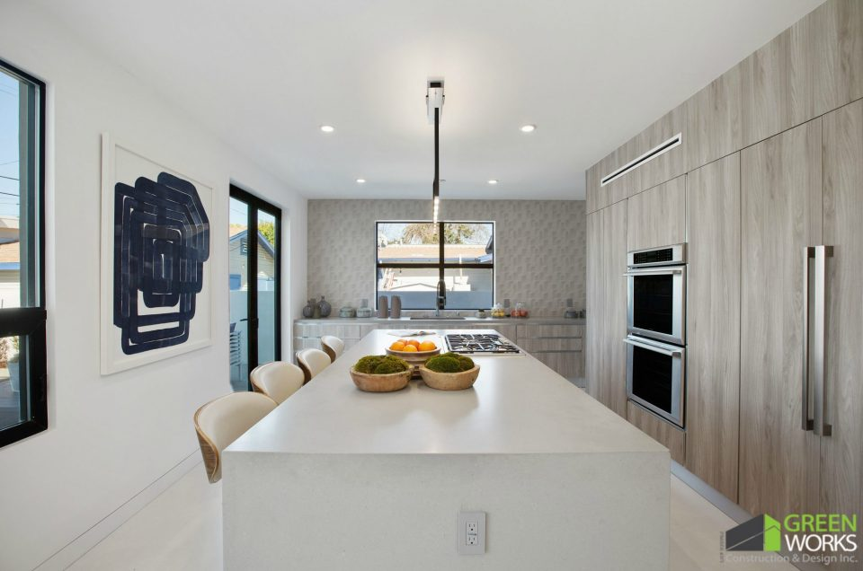 Transform Your Home With Green Works Construction Los Angeles