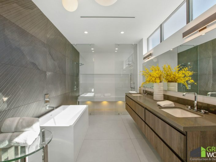 Bathroom Remodeling Los Angeles - How long for bathroom remodel
