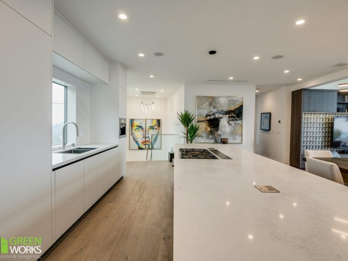 Davies Way-LA Kitchen Remodel